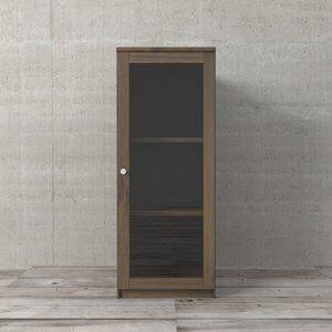 Porta para Estante Basic de Vidro  Walnut 95x39cm