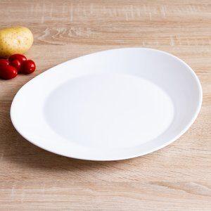 Prato para Steak Prometeo Bormioli Branco D32cm