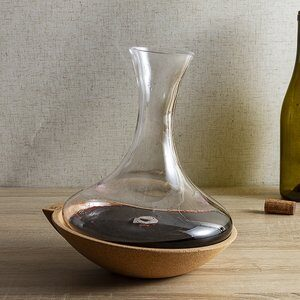 Decanter de Vidro Vacu Vin 1500ml