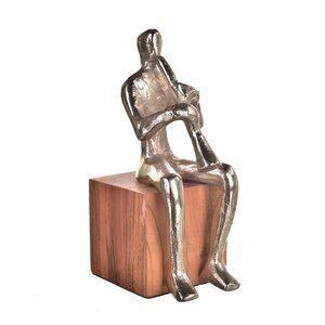 Escultura Músicos Grande 7x20cm