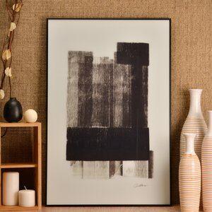 Quadro Abstrato II 60x90cm