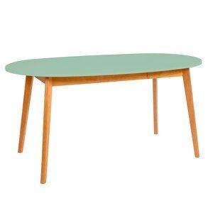 Mesa de Jantar Alecrim Verde e Mel 160x85cm