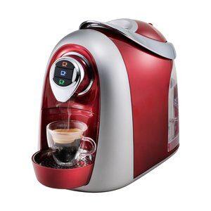 Cafeteira Modo Espresso TRES Corações Vermelha 127V