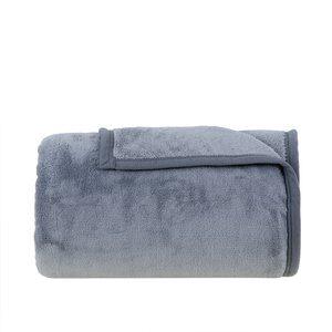 Cobertor Solteiro Aspen Azul