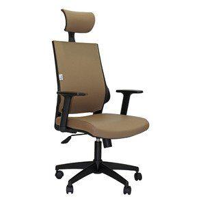 Cadeira Presidente MKO-051 Marrom