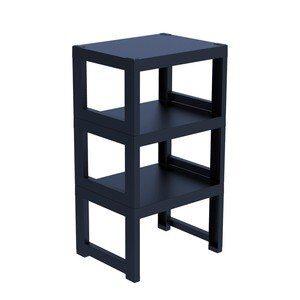Estante Demi Azul 70x30x38cm