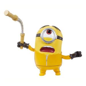 Figura Eletrônica com Sons e Movimentos - Minions 2 - Minions Poderosos - Stuart - Mattel
