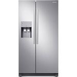Geladeira/Refrigerador Samsung Side by Side RS50N3413S8 Inox Look 501L