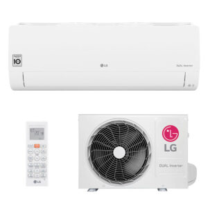 Ar Condicionado Split Hw Dual Inverter Voice Lg 12000 Btus Frio 220V Monofasico S4nq12ja31c.Eb2gamz