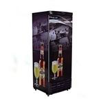 Cervejeira Expositora de bebidas porta sólida 560L- 220v – Polofrio