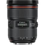 Lente Canon EF 24-70mm f/2.8L II USM EF Zoom (Motor Ultra Sônico)