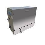 Sauna a Vapor Steam Inox Sodramar 9kw até 10m³