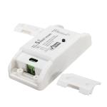 AC100-240V 10A Controlador de Módulo de Interruptor Inteligente Suporte de Controle Remoto Inteligente de Baixa Potência para Casa Disjuntor app / alexa Controle de Voz