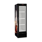 Cervejeira Expositor Vertical Porta Vidro 287L VN28RE Metalfrio
