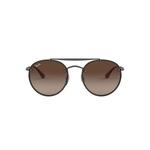 Óculos de Sol 0RB3614N-BLAZE ROUND DOUBLEBRIDGE Gradiente | Ray-ban Brasil