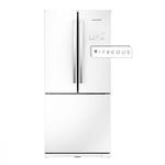 Geladeira/Refrigerador Frost Free Brastemp Side Inverse Vitreous 540L Branca - GRO08