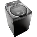 Lavadora de Roupas 15 Kg Double Wash Grafite Brastemp 110V BWD15A9ANA