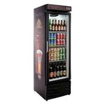 Cervejeira Vertical Porta Vidro 300 Litros Frilux Rf015