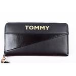 Bolsa Carteira Tommy Hilfiger - 2x1 - Carteira/Clutch - Preta Tommy