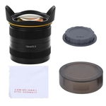 Aluminium Alloy 15mm F2.0 Wide Angle Fixed Focus APS-C Frame EOS M Mount Lens for Canon Mirrorless Camera