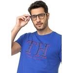 Camiseta Tommy Hilfiger TH Colour Monogram
