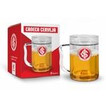 Caneca Chopp Internacional 200ml Copo Cerveja Gel Congelavel