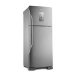 Geladeira / Refrigerador Panasonic Duplex NR-BT50BD3XA Frost Free 435L Aço Escovado