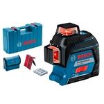Nível a Laser de Linhas 30m Bosch GLL 3-80