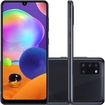 Celular Samsung Galaxy A-31 128gb Dual - Sm-a315gzkrzto