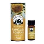 BIOESSÊNCIA ÓLEO ESSENCIAL DE CAMOMILA ROMANA 100% puro, concentrado e natural Bio Essência 2 ML