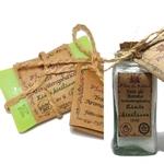 Kit Natural Antisséptico e Relaxante com Óleo Essencial de Limão Siciliano