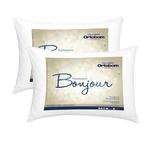 Kit 02 Travesseiros Ortobom Percal Bonjour