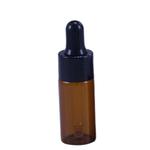 20 ml de vidro castanho de armazenamento doméstico frasco de óleo essencial frasco de óleo essencial de armazenagem portátil frasco de óleo essencial