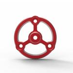 Conector de rodas para dji RoboMaster S1 Robot atualizado Modificação Parts