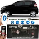 Aparelho Som Mp3 Bluetooth Pendrive Usb Radio - Fiat Mobi