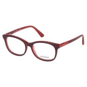 Armação de Óculos de Grau Infantil Guess Feminino - Feminino-Vermelho