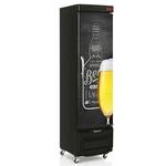 Cervejeira GRB-23E QC Porta Cega Adesivada Frost Free 230 L Gelopar - Condensador Estático com Redução de Ruído