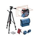 Nivel Laser Gll3-80c 12v S/bat+tripe Bt150 Bosch 0601063r01