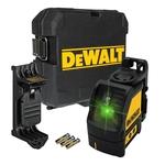 Nível A Laser Dewalt Verde