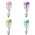 Car Mini Aromaterapia Umidificador ABS PP Electronic Components umidificador de ar