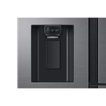 Refrigerador Side By Side Samsung Convert de 03 Portas Frost Free com 602 Litros Inox Look - RS65R