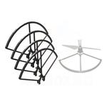 Kit Protetor De Hélices Dji F450 - Kit Com 4 Protetores