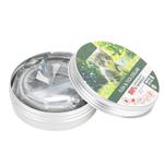 Coleira anti-pulgas natural tpe, suprimentos para animais de estimação de óleo essencial repelente, filhote de cachorro gato para animais de estimação