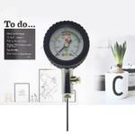 Mesa de medição de pressão, manômetro de futebol fácil de transportar e usar, leve para bola de futebol, basquete e voleibol