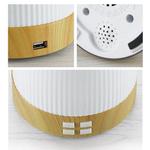 Umidificador de ar atomizado ultrassônico USB purificador de aromaterapia difusor com casa