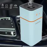 Difusor de ar umidificador aromaterapia óleo essencial difusor purificador de ar USB