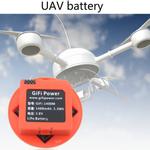 3.8V 1400mAh tu Bateria Para Xiaomi tu Quadrotor Drone 1400M