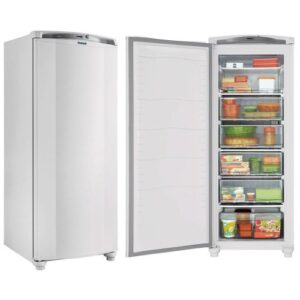 Freezer Vertical Consul 1 Porta 231 Litros CVU26