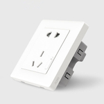 Aqara Zig bee Versão Smart wifi Wall Outlet Switch au Plug Socket app Controlador remoto da Xiaomi Eco-system