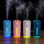 Copo estrelado umidificador de ar USB aroma difusor de óleo essencial para Casa Escritório aromaterapia Humidificador difusor Carro purificador de ar